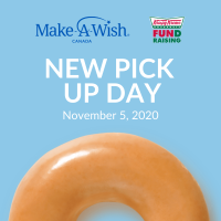 Children's Wish Krispy Kreme Fundraiser - Pictou County Chapter