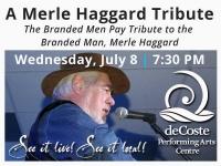 Branded Men A Merle Haggard Tribute