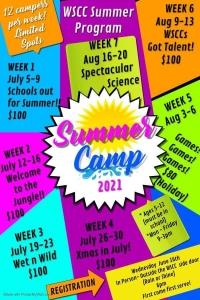 West Side Community Centre Summer Program Registration