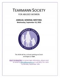 Tearmann Society for Abused Women