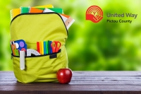 The United Way of Pictou County Backpacks for Kids Program