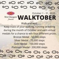 Walktober Community Challenge
